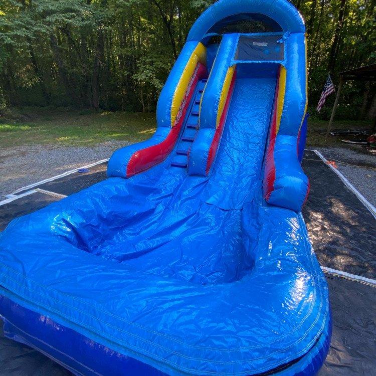 Little Splash 13' Wed/ Dry Slide